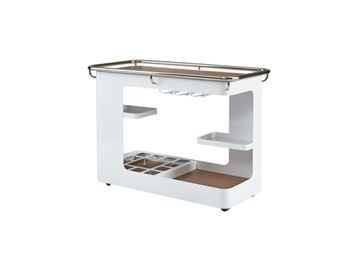Picture of Elite Modern Serving Cart - Uptown 393SC
