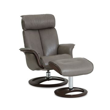 Picture of IMG Space 58.58 Chair and Ottoman Customize It Your Way