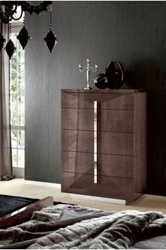 Picture of ALF Eva Bedroom Collection Tall Chest of Drawers