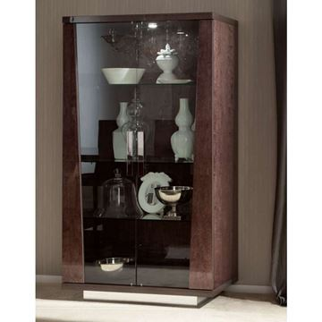 Picture of ALF Eva Dining Collection Curio Cabinet
