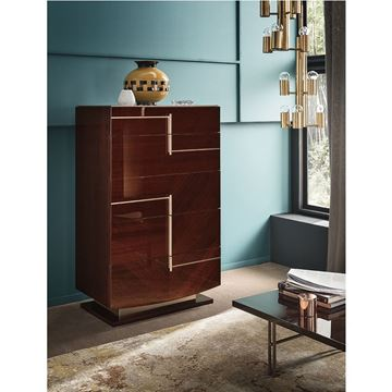 Picture of ALF Bellagio Bedroom Tall Chest KJBE115