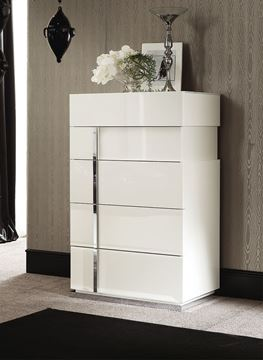 Picture of ALF Canova Bedroom Collection Tall Chest of Drawers