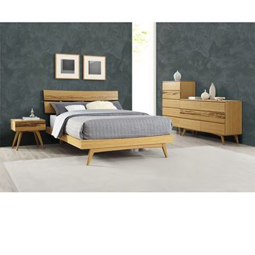 Picture of Greenington Azara Bedroom Set Caramelized Finish
