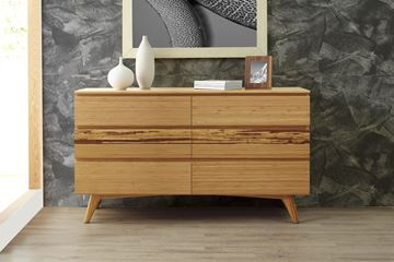 Picture of Greenington Azara Bedroom Dresser Caramelized Finish