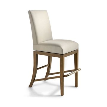 Picture of Lazar Alpha Swivel Barstool