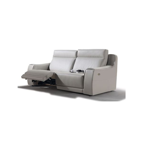 Picture of IDP Italia Funes Reclining Sofa - In Stock