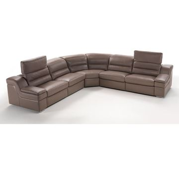 Picture of IDP Italia Erica Reclining Sectional - In Stock