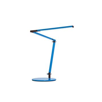 Picture of Koncept Z Bar Mini Table Lamp - Blue Finish
