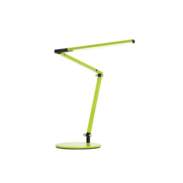 Picture of Koncept Z Bar Mini Table Lamp - Green Finish