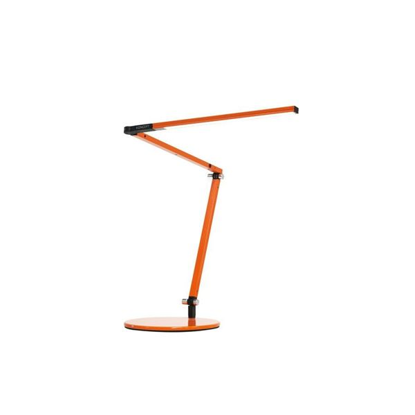 Picture of Koncept Z Bar Mini Table Lamp - Orange Finish