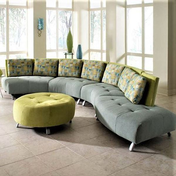 Picture of Lazar Artek Sectional With Right Bumper End
