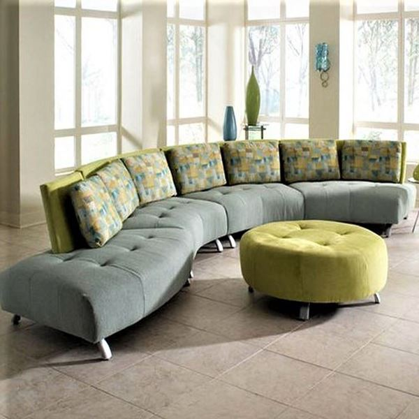 Picture of Lazar Artek Sectional With Left Bumper End