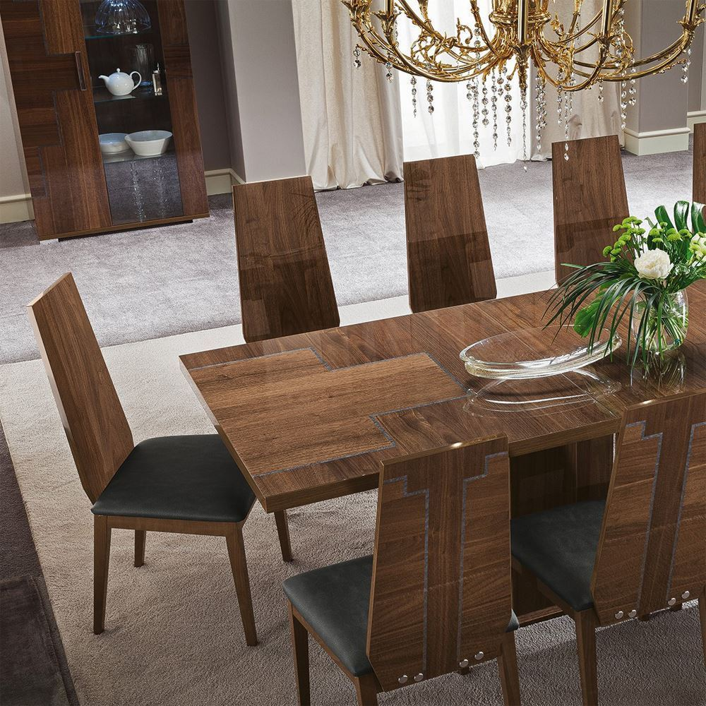 Picture Of ALF Memphis Dining Table