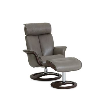 Picture of IMG Space 58.58 Chair and Ottoman In Stock