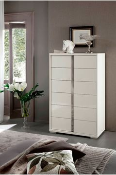 Picture of ALF Imperia Bedroom Tall Chest of Drawers
