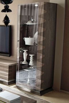 Picture of ALF Monaco Curio Display Cabinet - Small Size