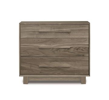 Picture of Copeland Furniture Sloane Solid Ash 3 Drawer Chest