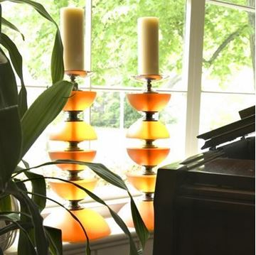 Picture of H Studio Mega Candle Holders