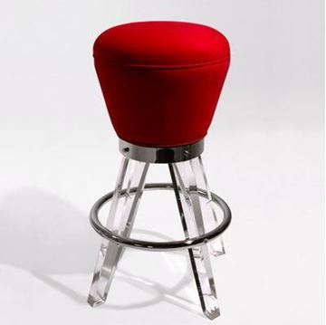 Picture of H STUDIO Gum Drop Barstool