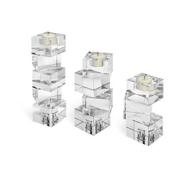 Picture of Moderna Casa Crystal Tealight Holders