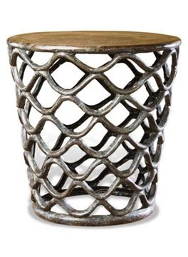 Picture of Moderna Casa Drum End Table