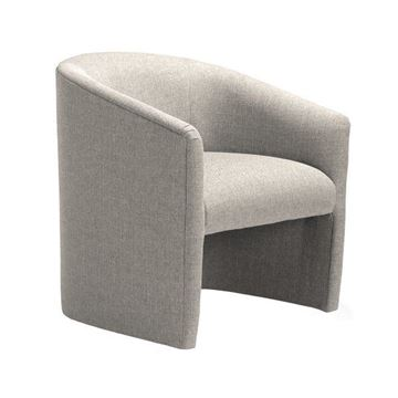 Picture of Lazar Classic Accent Barrel Chair