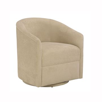 Picture of Lazar Classic Barrel Swivel Chair