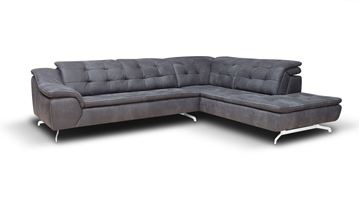 Picture of Bracci Cloud Sectional With Right Side Bumper End