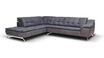 Picture of Bracci Cloud Sectional With Left Side Bumper End