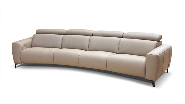 Picture of Bracci Zeus Curved Sectional 149""