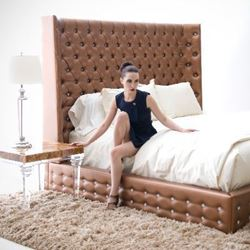 Picture of H STUDIO SASHA CALIFORNIA KING BED
