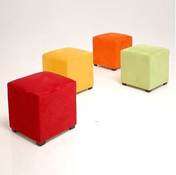 Picture of H Studio Cube Ottoman