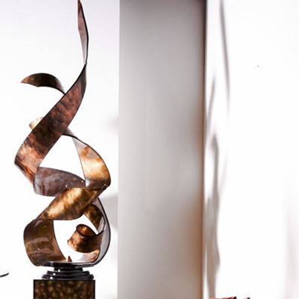 Picture of H Studio Harmony Sculpture Earth Tones