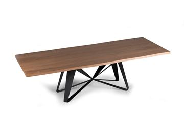 Picture of Naos Flocon Dining Table Solid Top