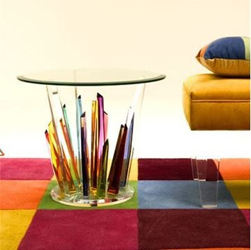 Picture of H STUDIO Rock End Table