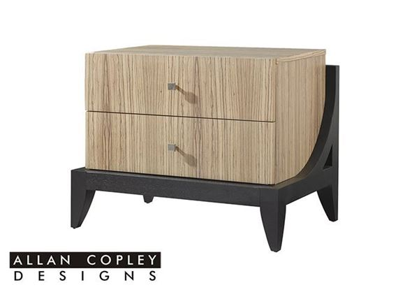 Picture of Allan Copley Bonita Nightstand