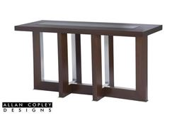 Picture of Allan Copley Bridget Console Table
