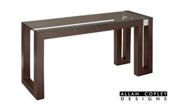 Picture of Allan Copley Calligraphy Console Table