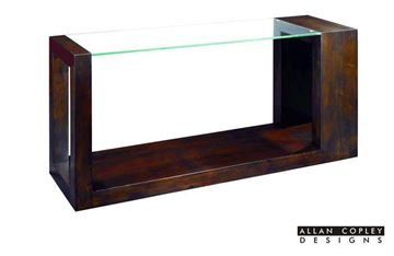 Picture of Allan Copley Dado Console Table