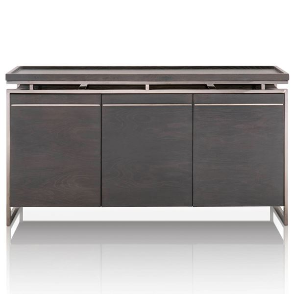 Picture of Star International Benson Buffet in Black Washed Oak