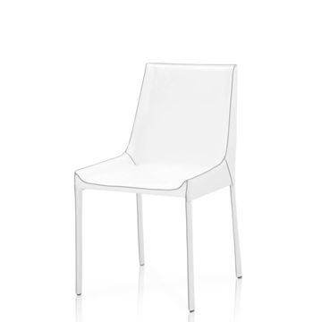 Picture of Star International Conrad Dining Chair White