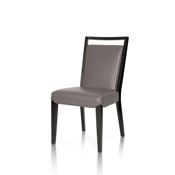 Picture of Star International Enzo Side Chair - Pebble