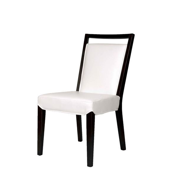 Picture of Star International Enzo Side Chair - White