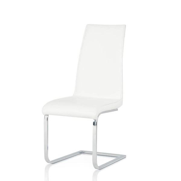 Picture of Star International Milo Dining Chair | White