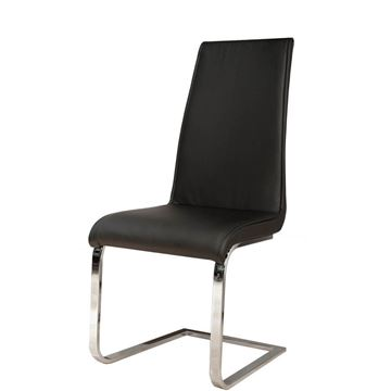 Picture of Star International Milo Dining Chair | Black