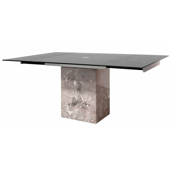 Picture of Star International Onyx Extension Dining Table