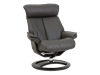 Picture of IMG Novel Compact Chair and Ottoman | 29""