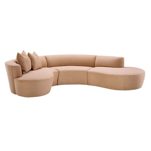 Picture of Lazar Arabella Sectional Right Side Bumper