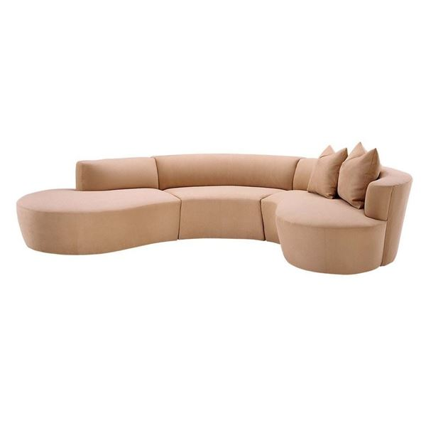 Picture of Lazar Arabella Sectional Left Side Bumper