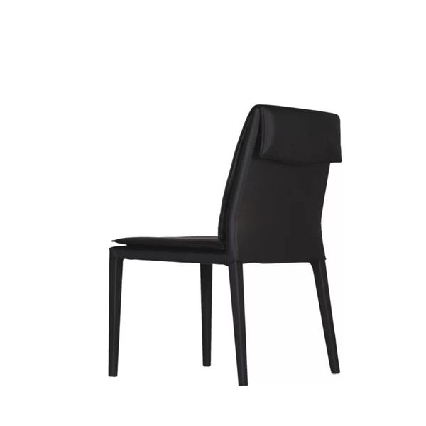 Picture of Bellini Modern Daisy Side Chair - Black
